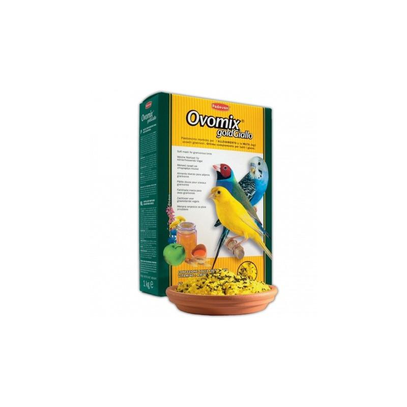 Ovomix gold giallo основной корм для птенцов