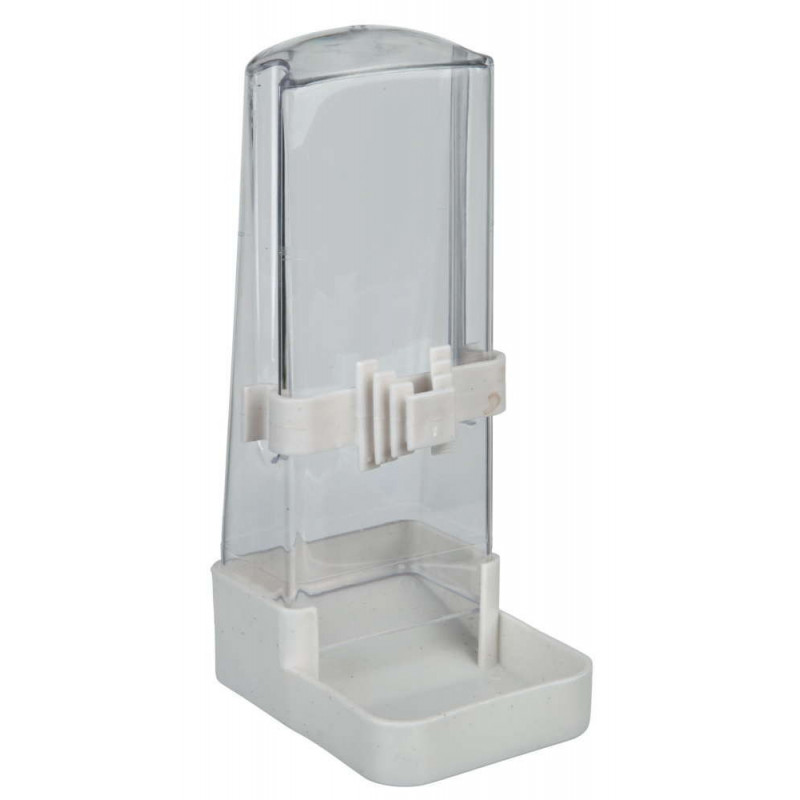 Trixie (Трикси) Water and Feed Dispenser Plastic. Поилка пластиковая для птиц, 200 мл