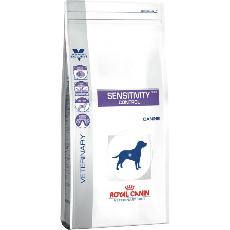 Royal Canin Sensitivyty Control SC21 Dog (утка)
