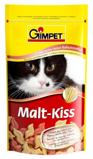 "GimCat (ДжимКэт) Every Day Anti-Hairball Tabs - Таблетки для кошек ""Для выведения шерсти"" - Фото 2"