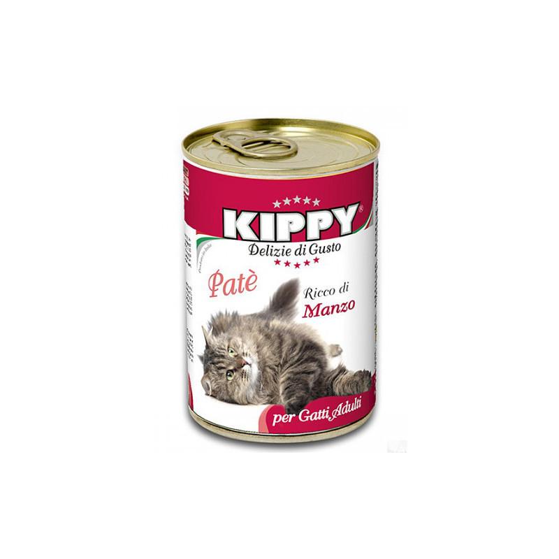 Kippy (Киппи) Cat - Консервы с телятиной для кошек
