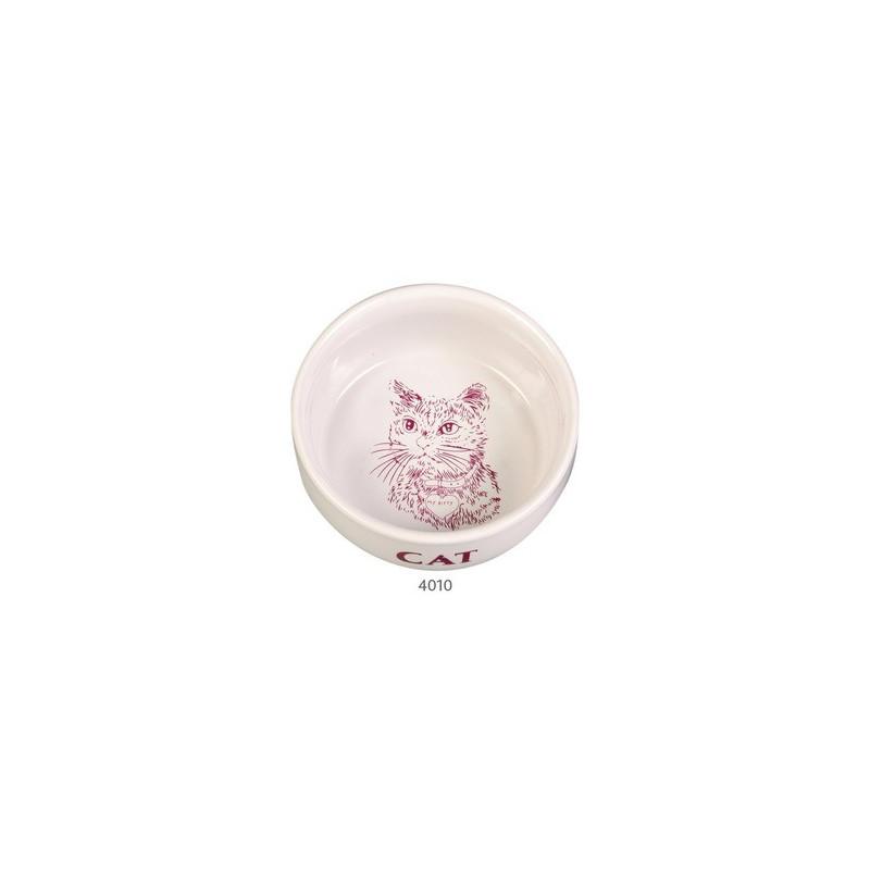 Миска Trixie Кошка Миска керамика для кошек