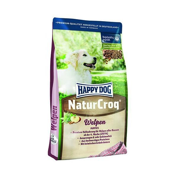 Happy Dog (Хеппи Дог) NaturCroq Welpen - Сухой корм с домашней птицей для щенков - Фото 2