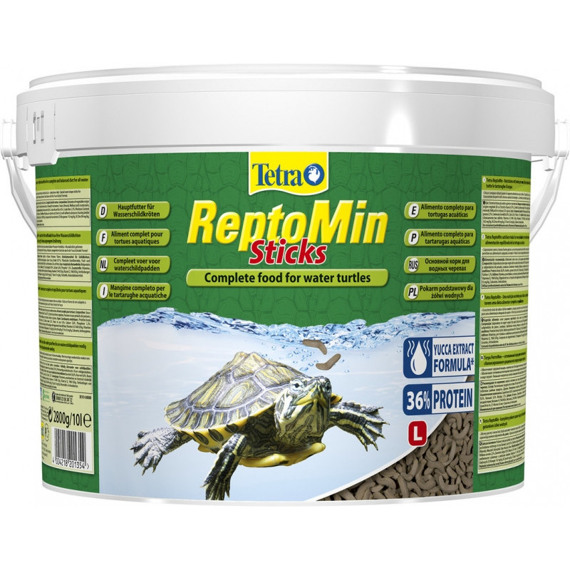 Корм REPTO MIN GRANULES для черепах