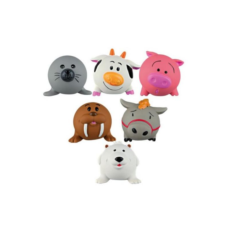 """Trixie (Трикси) Мячи латексные """"Животные"""" для собак"""