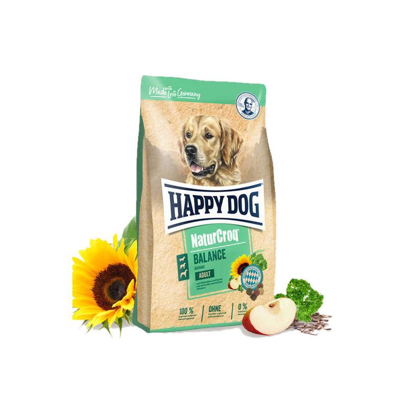 Happy Dog NaturCroq Balance корм для взрослых собак с умеренной и повышенной активностью