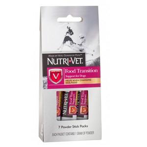 Nutri-Vet Food Transition добавка  для собак при смене корма