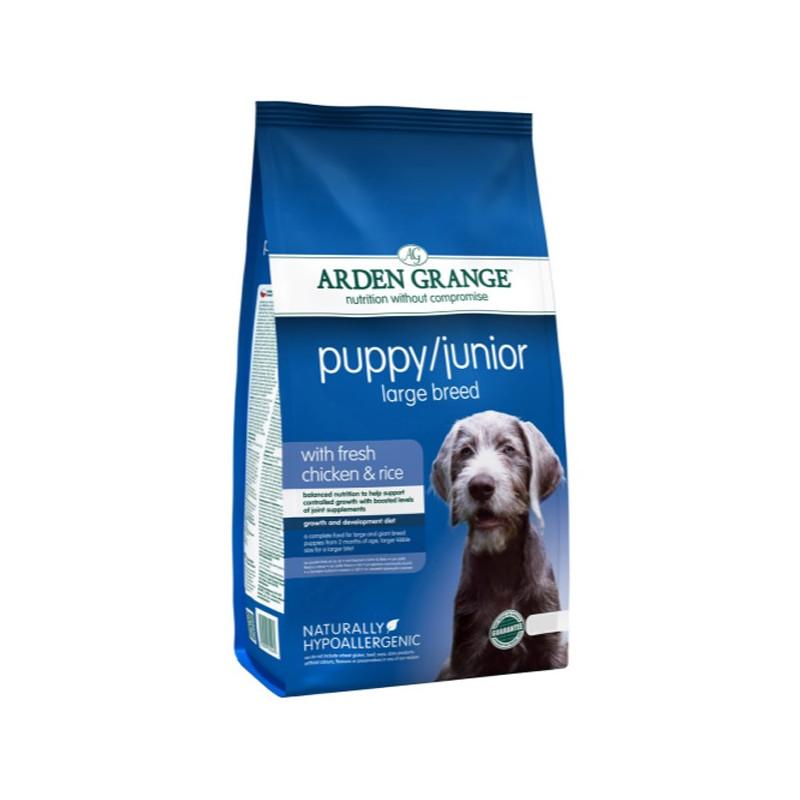 Arden Grange Puppy Junior Large Breed Корм для щенков и молодых собак крупных пород