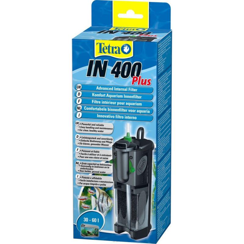 Фильтр TETRA IN 400 PLUS для аквариума