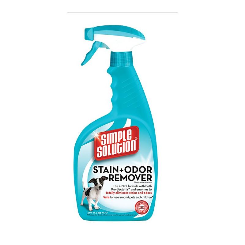 Stain and odor remover жидкое средство от запаха и пятен жизнедеятельности животных