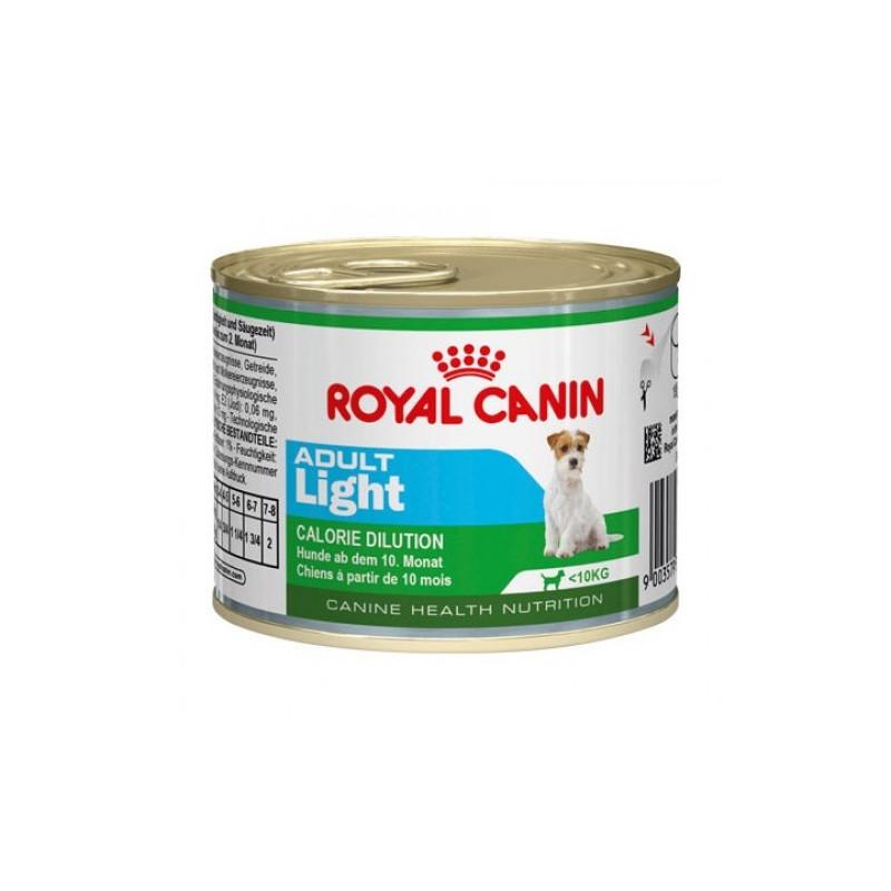 Консервы Royal Canin Adult Light для взрослых собак с 10 месяцев до 8 лет