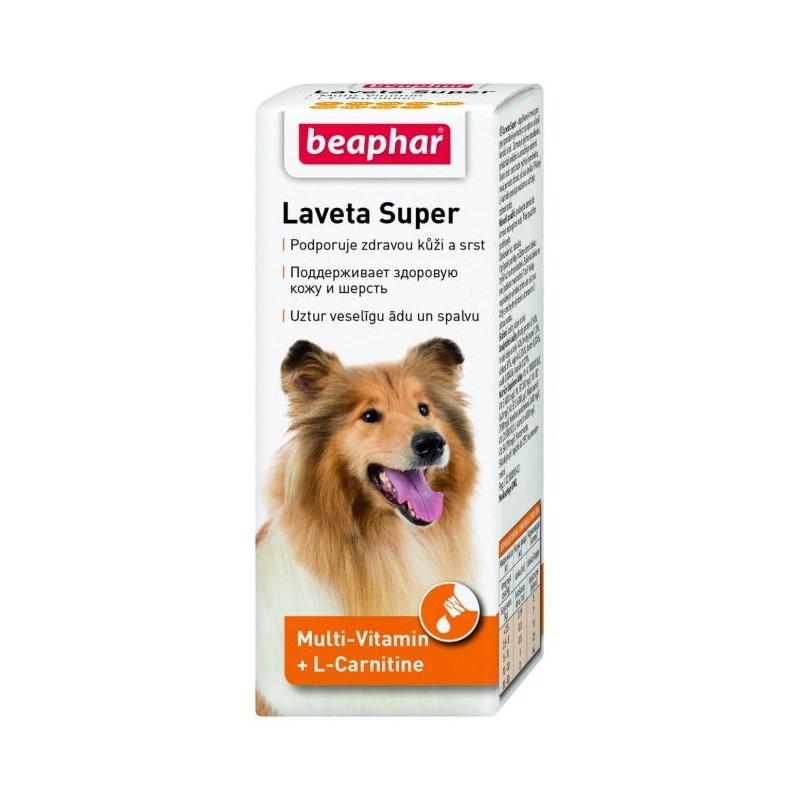 Жидкость Beaphar Laveta Super для собак