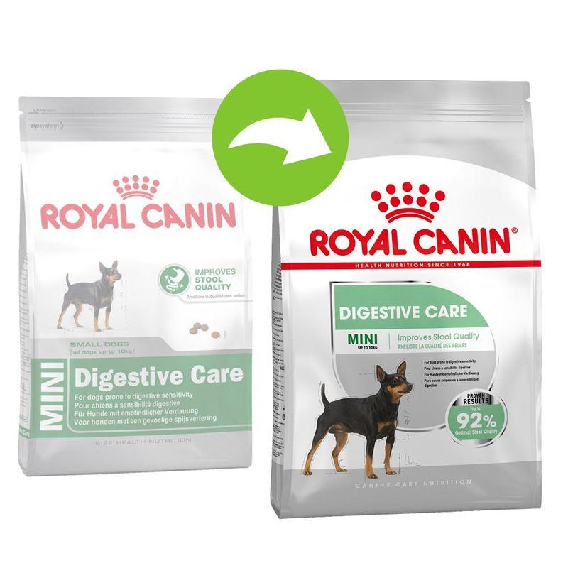 Royal Canin Mini Digestive care (Sensible) для чувствительного пищеварения - Фото 4