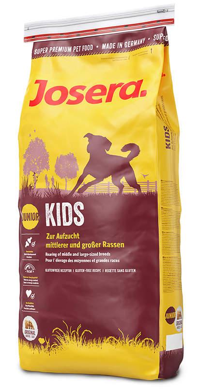 Josera (Йозера) Kids - Сухой корм для щенков и молодых собак средних и крупных пород