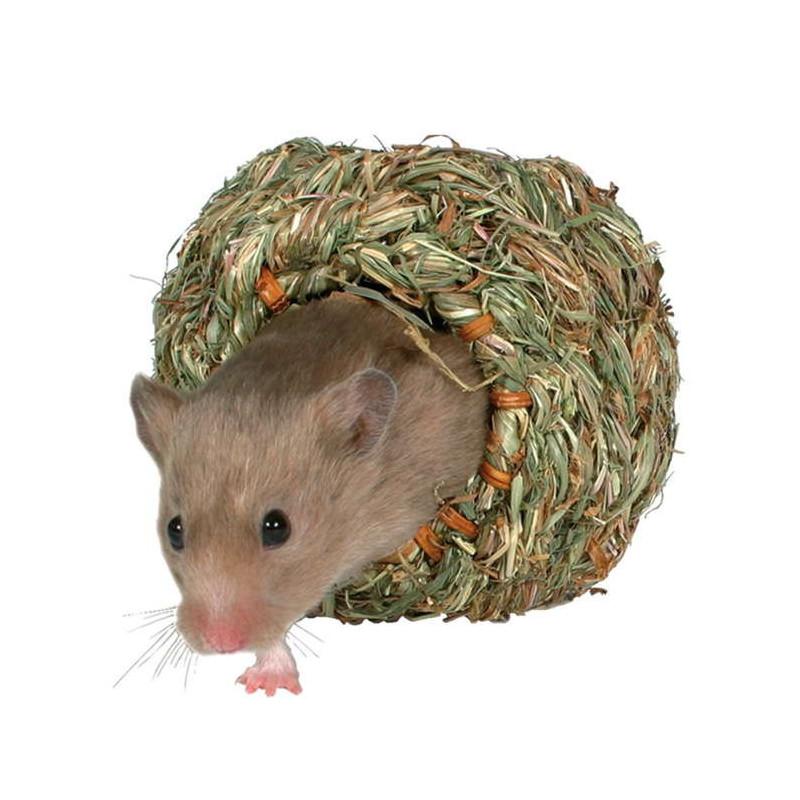 Trixie (Трикси) Гнездо травяное с одним входом для грызунов