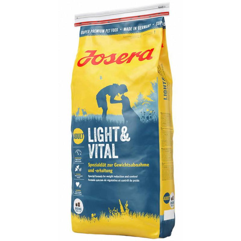 Josera (Йозера) Light and Vital Диетический корм для собак с избыточным весом