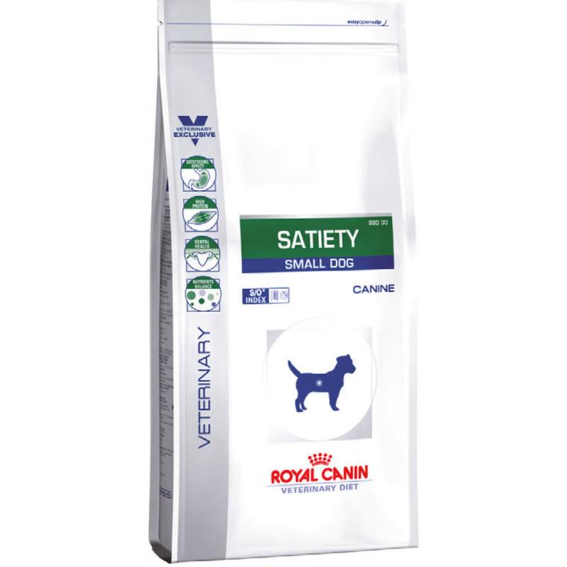Royal Canin  SATIETY SMALL DOG ветеринарная диета для собак малых пород