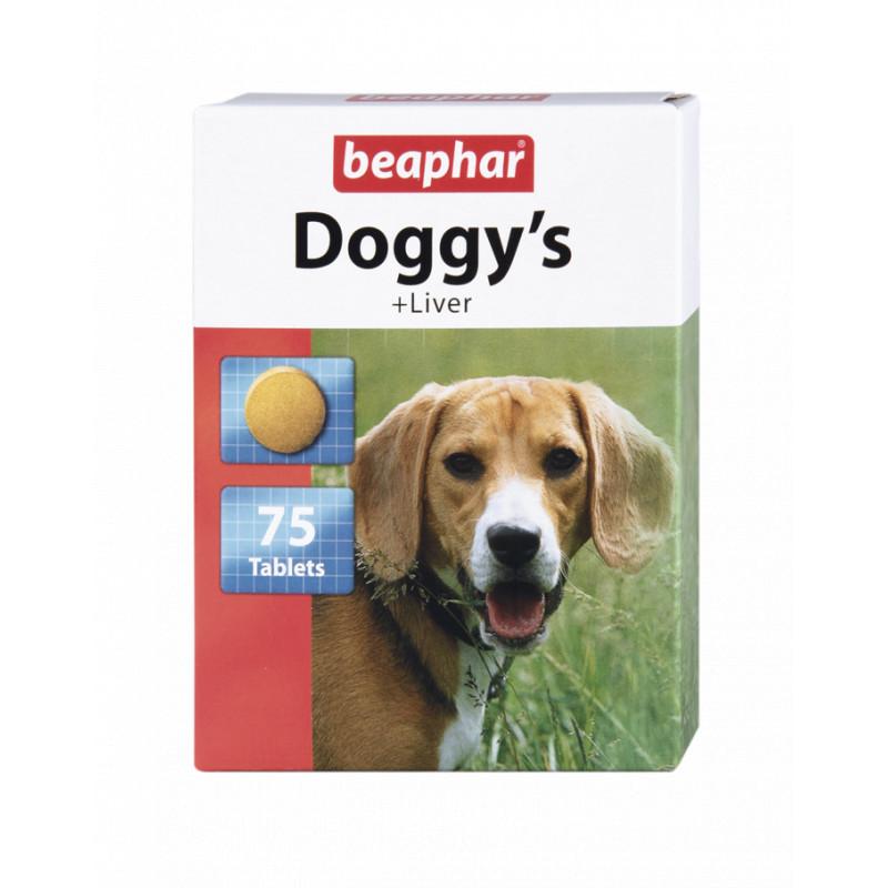 Таблетки Beaphar Doggys Liver