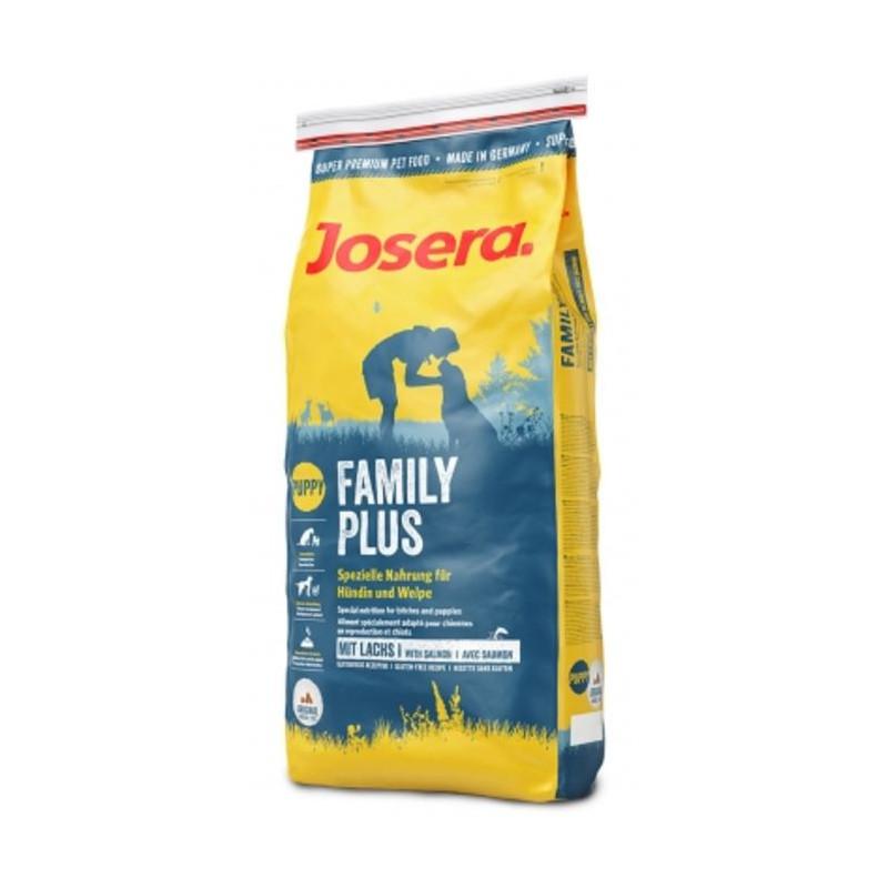 Josera (Йозера) Family Plus для беременных и кормящих сук, прикорма щенков