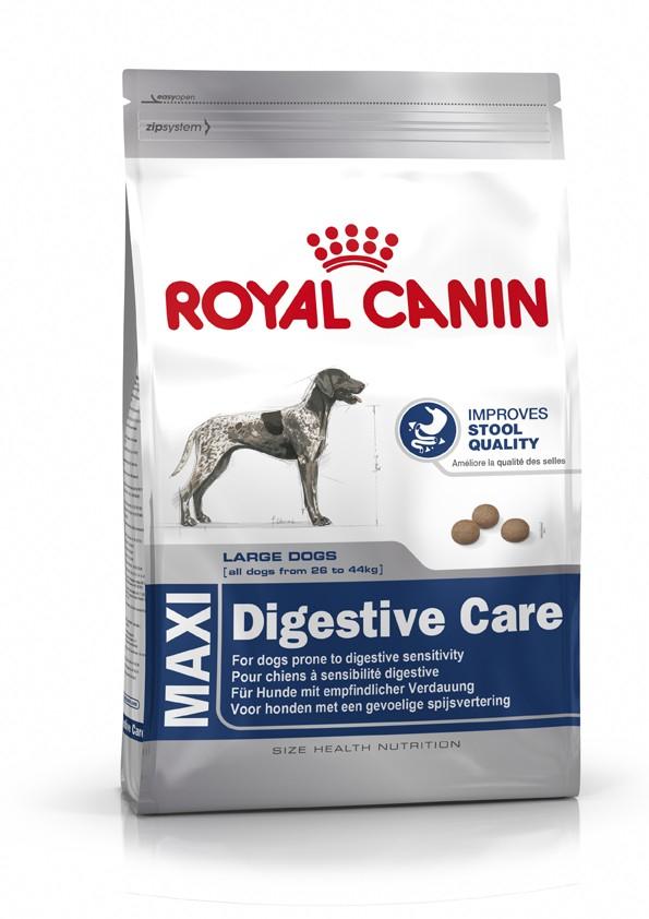 Royal Canin Maxi Digestive Care (Sensible) для чувствительного пищеварения - Фото 3