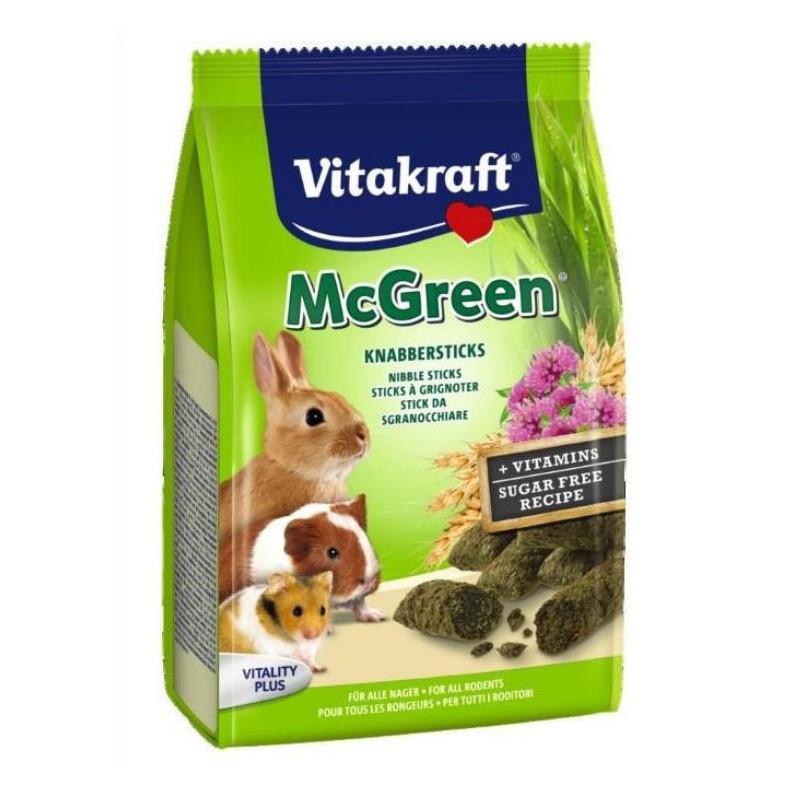 Лакомство VITACRAFT McGreen для всех видов грызунов с люцерной