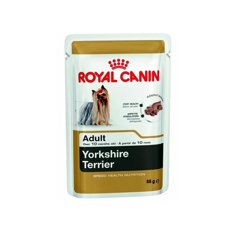 Royal Canin (Роял Канин) YORKSHIRE TERRIER ADULT влажный корм для взрослых собак породы йоркширский терьер