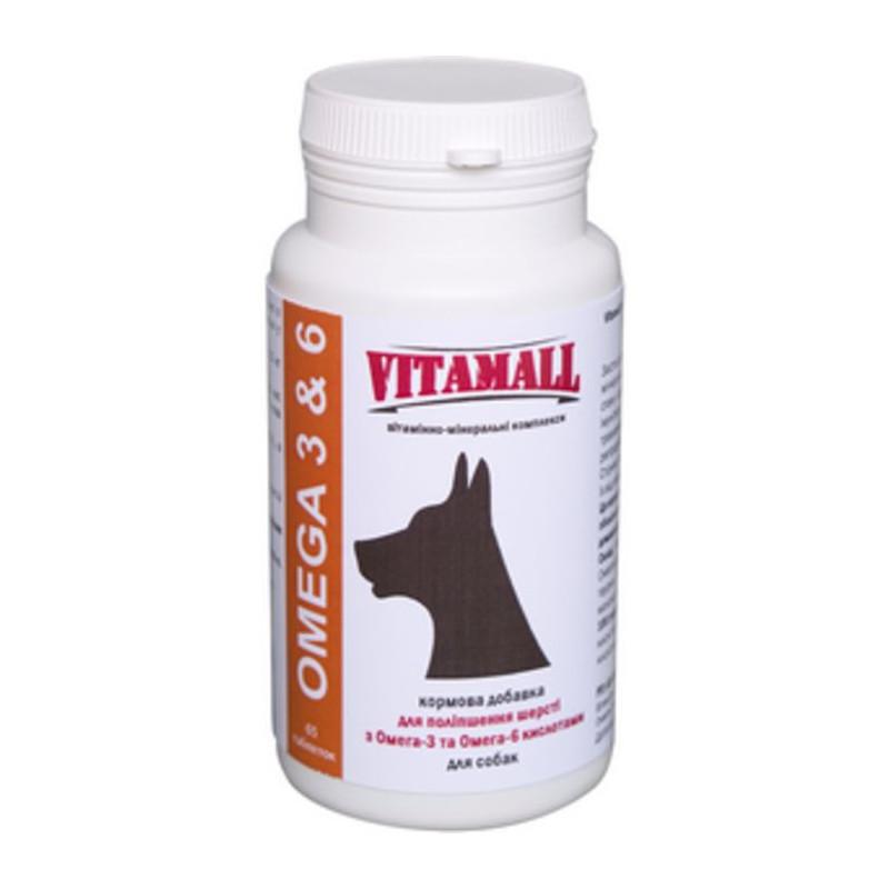 VitamAll (Витамол) Омега-3 & 6 для улучшения шерсти собак