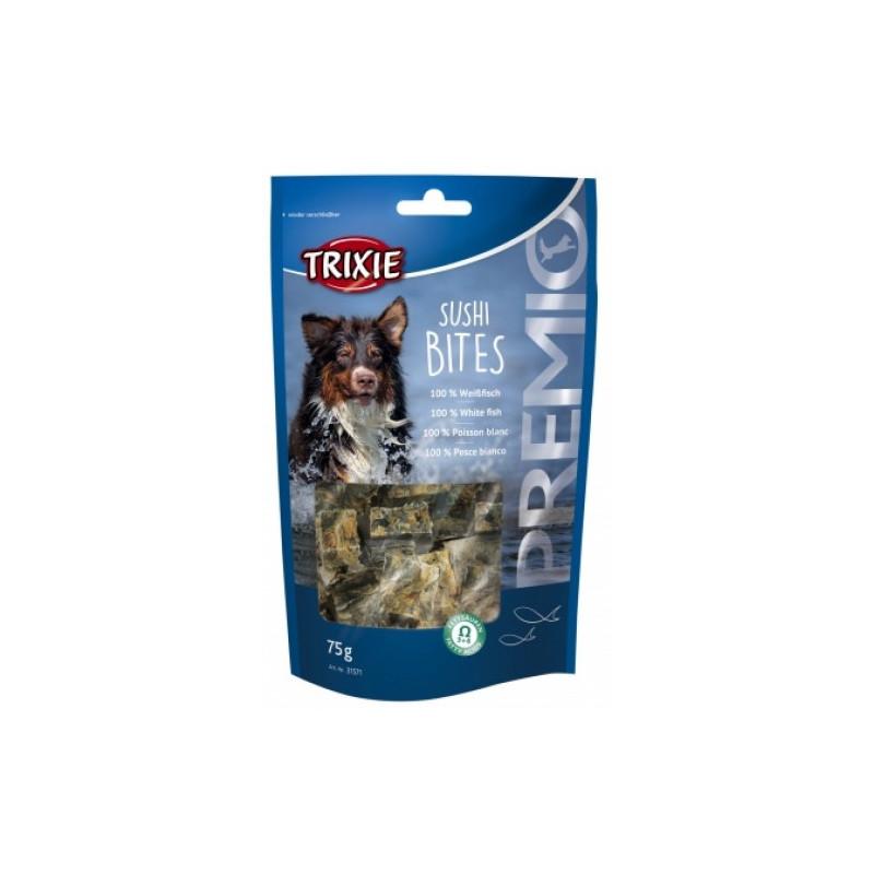 Лакомство TRIXIE PREMIO Sushi Bites кубики для собак с рыбой