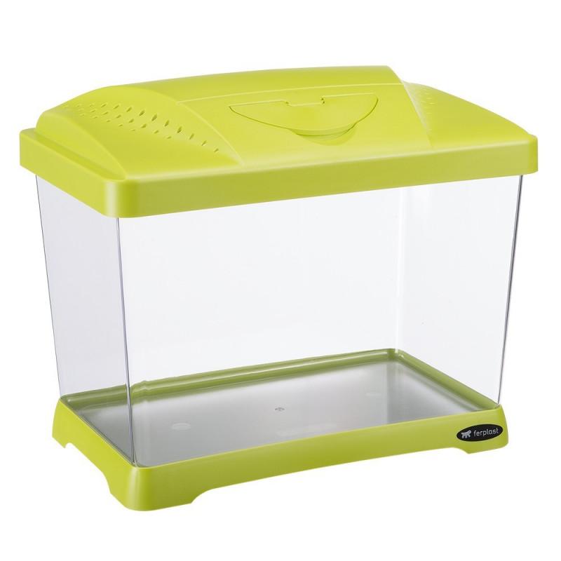 Ferplast CAPRI BASIC пластиковый аквариум
