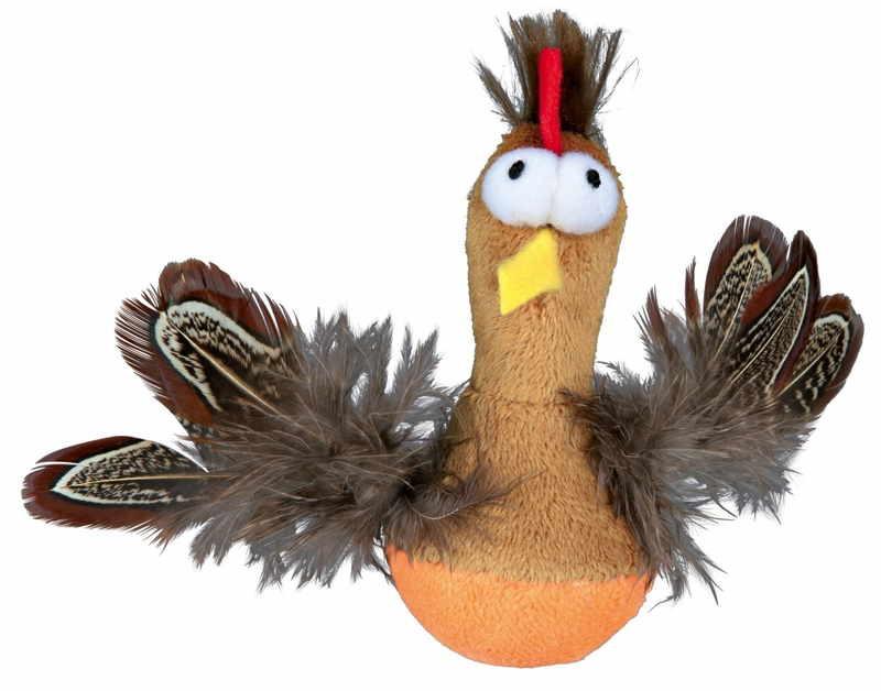 Trixie (Трикси) Курица-неваляшка