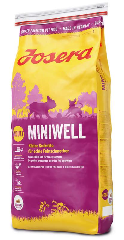 Josera (Йозера) Miniwell. Сухой корм для собак малых пород