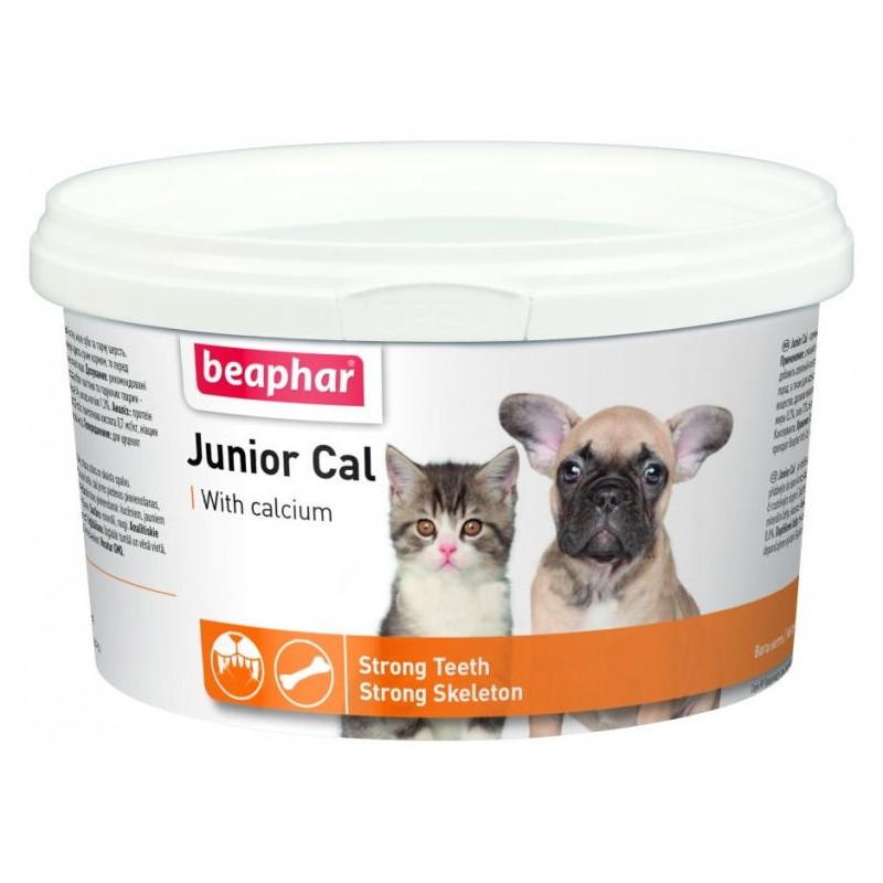 Порошок Beaphar Junior Cal для щенков и  котят