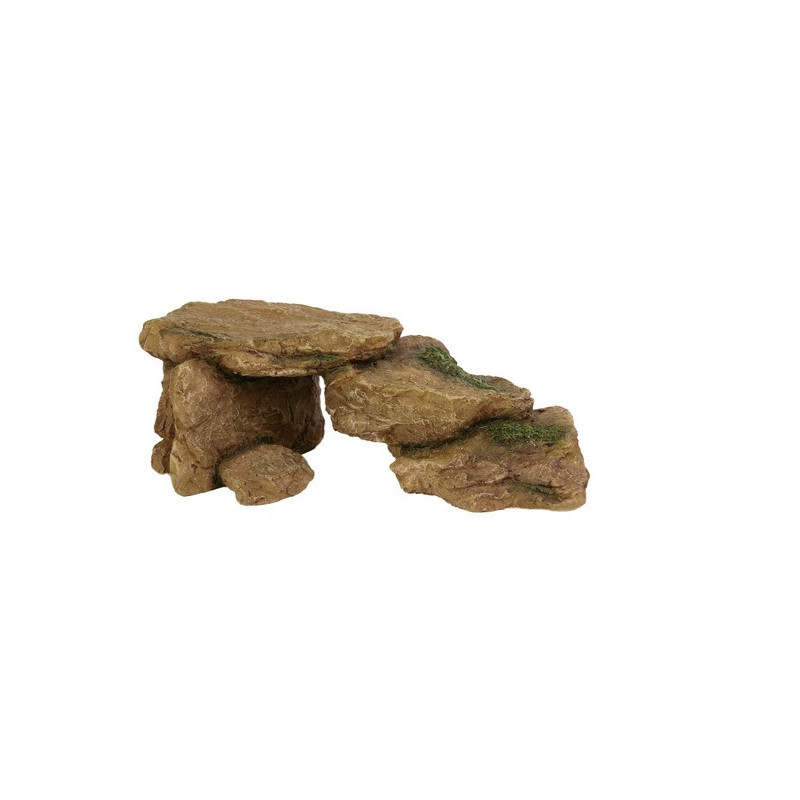 Trixie (Трикси) Decoration Rocks - Скала для декора аквариума, 15 см