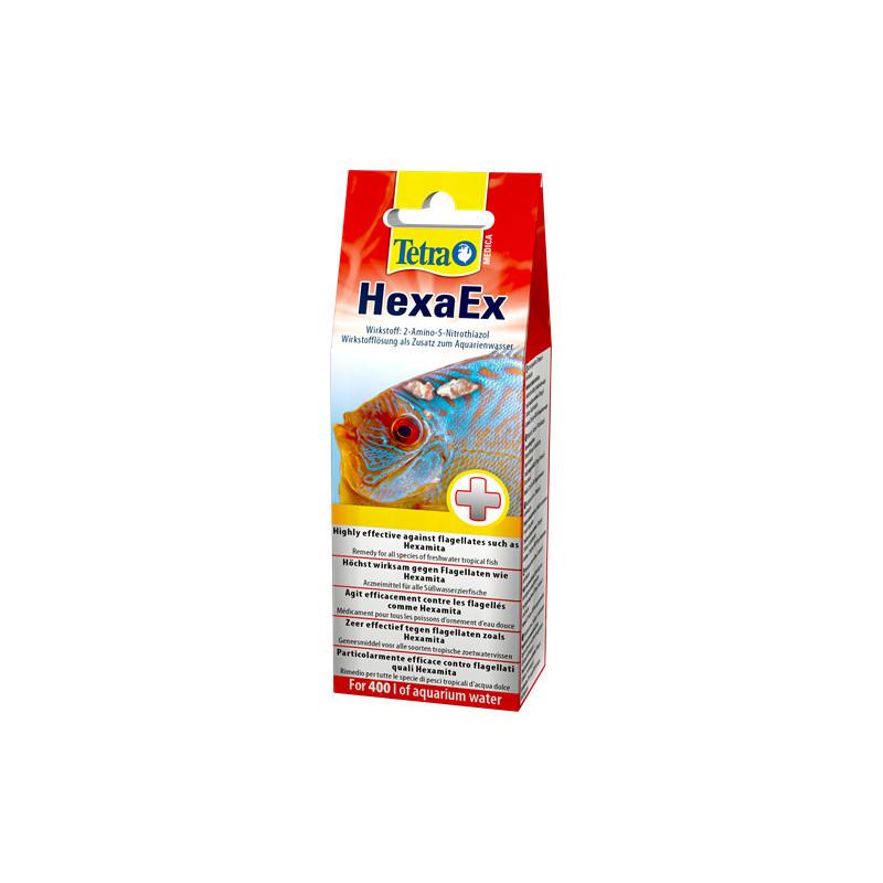 Антибактериальное средство TETRA MED HEXA EX для пресноводных рыб