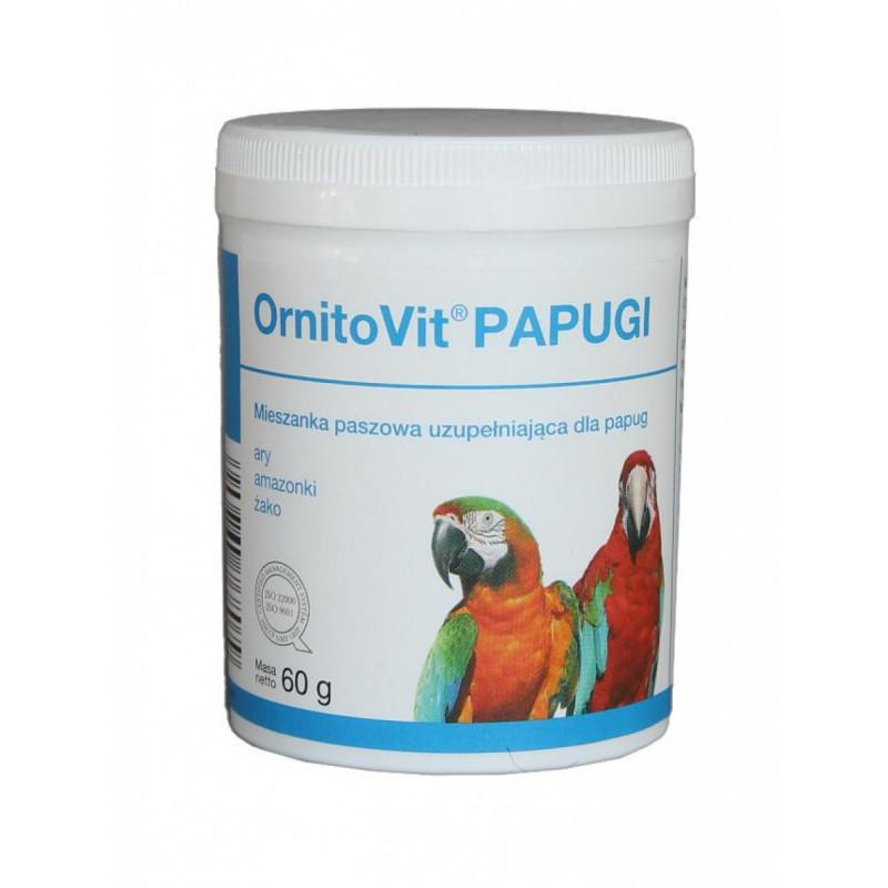 Dolfos (Дольфос) ORNITOVIT PARROTS - Витаминно-минеральная добавка ОРНИТОВИТ ПАПУГИ для крупных попугаев
