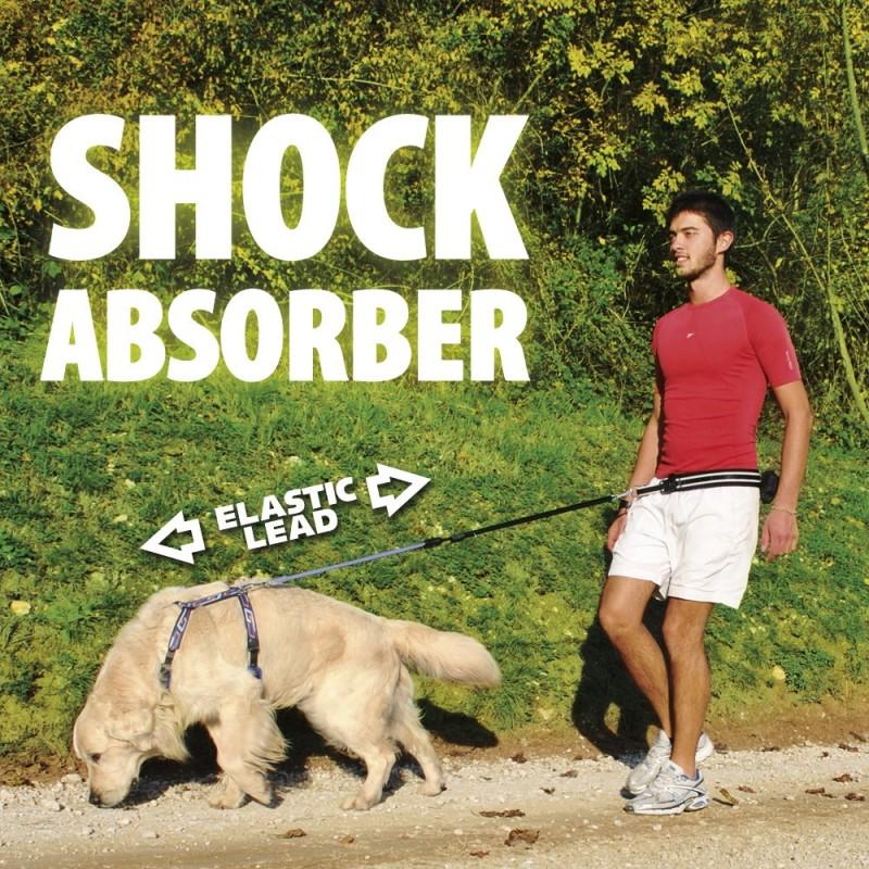 Ferplast (Ферпласт) Ergocomfort FreeTime пояс-поводок для активного выгула собак