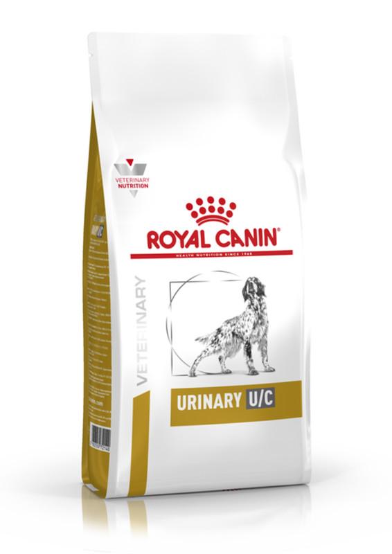 Royal Canin (Роял Канин) Urinary U/C - Сухой корм для собак при заболеваниях мочевыделительной системы
