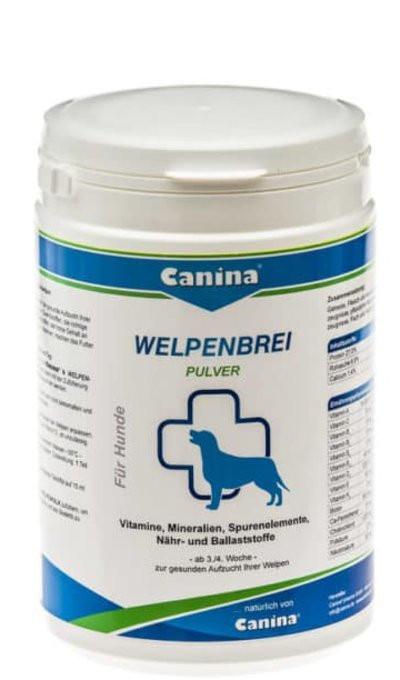Canina Welpenbrei Вельпенбрай сухая каша для щенков - Фото 3