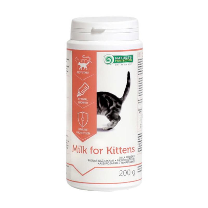 Nature's Protection (Нейчер Пртешин) Milk for Kittens. Заменитель материнского молока для котят