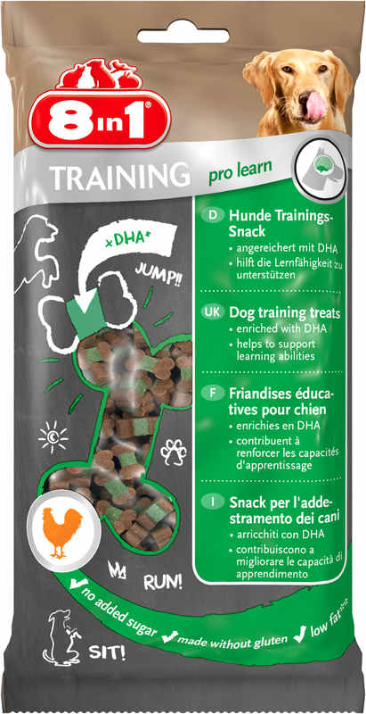 8in1 Training Treats Pro Learn - Лакомство для собак - Трейнинг