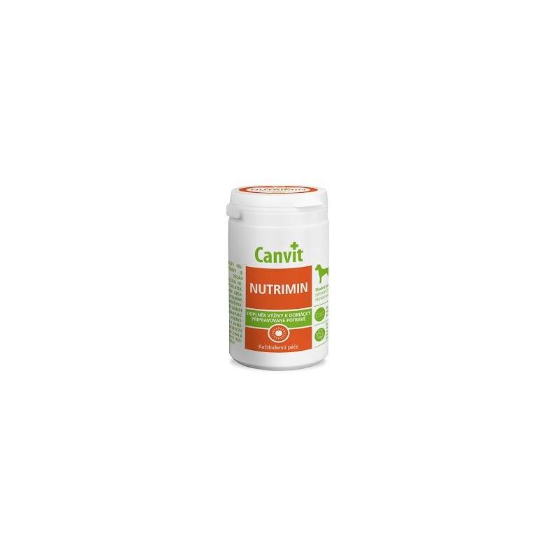 Canvit nutrimin комплекс витаминов, минералов для собак