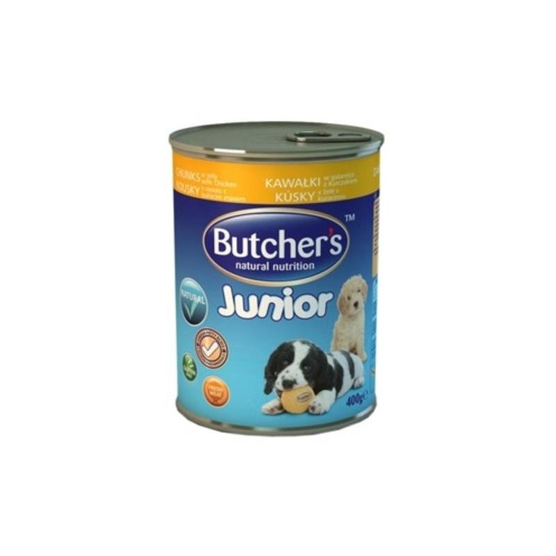 Butcher`s Basic Junior курица - консервы для щенков и молодых собак