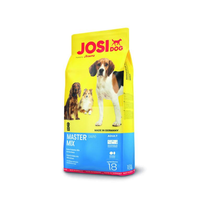 JosiDog (ЙозиДог) by Josera Master Mix. Сухой корм для взрослых собак