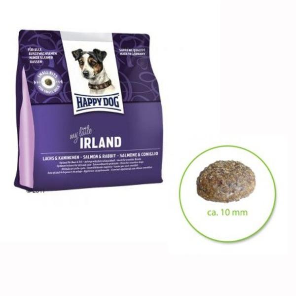 Happy Dog (Хеппи Дог) Mini Irland - Сухой корм с кроликом и лососем для собак мелких пород - Фото 2