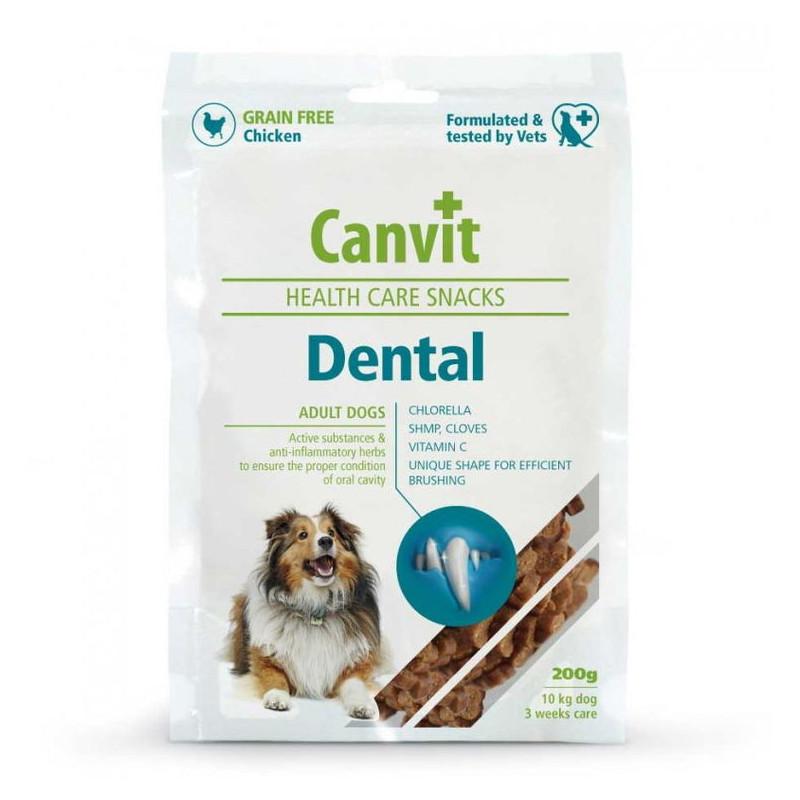 Canvit (Канвит) Dental Snack Полувлажное лакомство