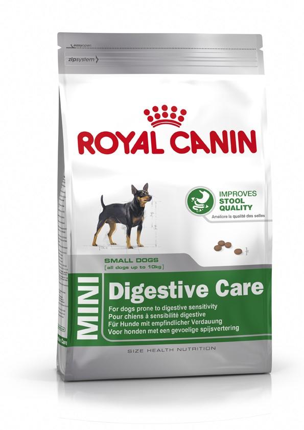 Royal Canin Mini Digestive care (Sensible) для чувствительного пищеварения - Фото 2