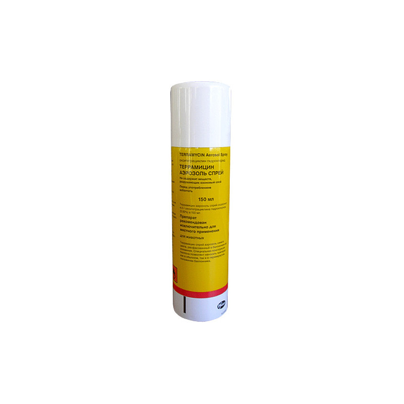 Терамицин спрей (150 мл.)