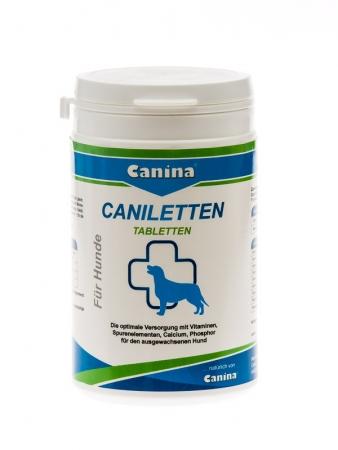 Таблетки Canina Caniletten Канилеттен для собак - Фото 3