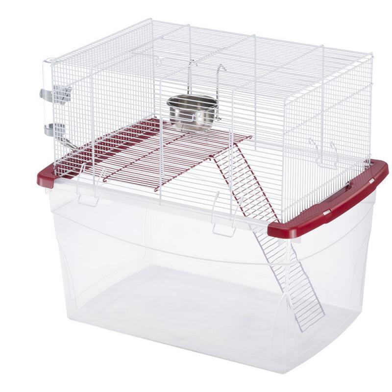 Ferplast (Ферпласт) Gerbi - Двухэтажная клетка для мелких декоративных грызунов