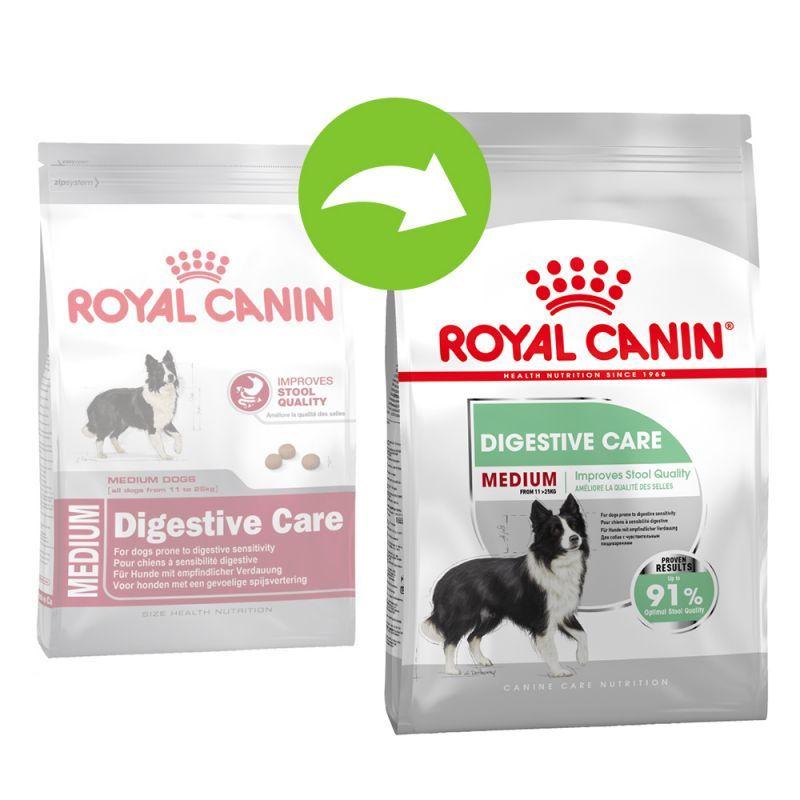 Royal Canin Medium Digestive Care чувствительная пищеварительная система - Фото 3
